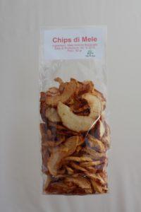 Chips di mele Villa Cheti 200x300 Chips di mele di zucca