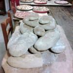Pane e pizza a Villa Cheti