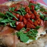Pizza a Villa Cheti
