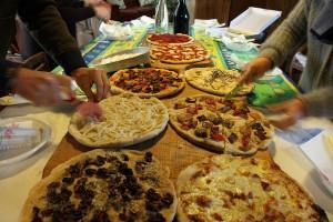 Pizze in compagnia