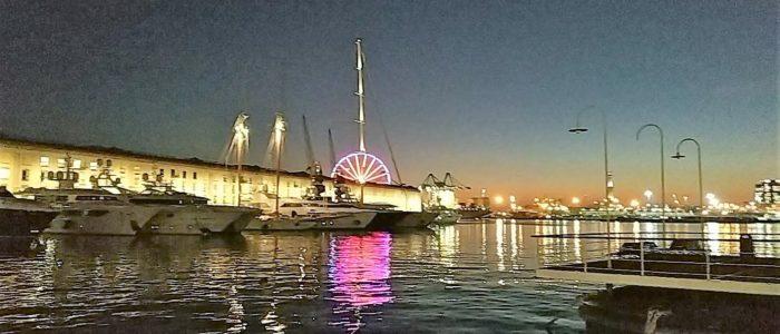Porto Antico Genova 700x300 When you say 8230 the SEA