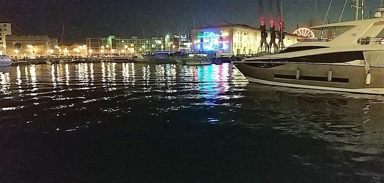 Sera Porto Antico Genova Quando si dice 8230 il MARE