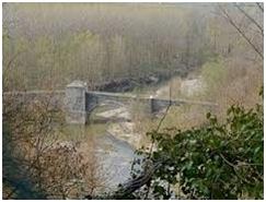 Veduta Ponte di S Rocco Il Ponte di San Rocco