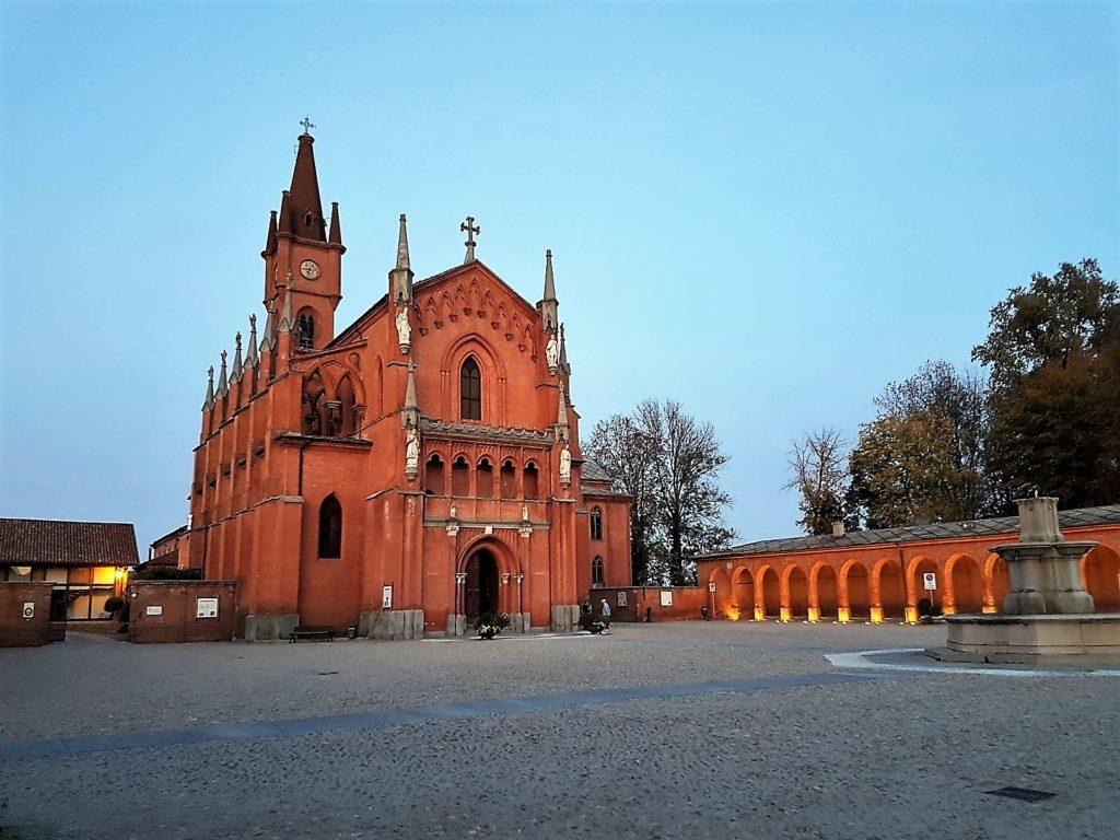 chiesa di pollenzo 1024x768 Cultura e Promozione Gastronomica a Pollenzo 8230 un 8217 esperienza unica
