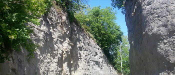 da Spigno verso il ponte 700x300 I sentieri vicino a Villa Cheti il bosco dei Gergi
