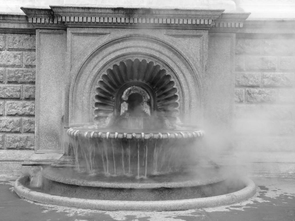 fontana Acqui by Virginia Cassani