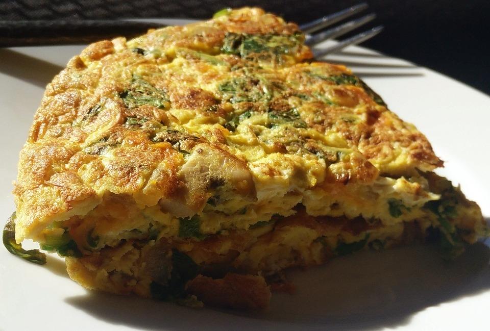 frittata bella Omelette