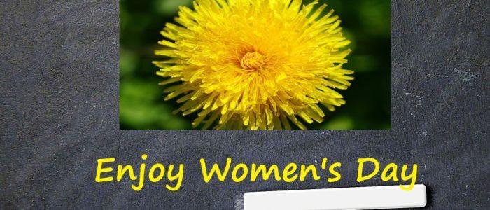 lavagna vuota 2D 700x300 8 Marzo Festa della Donna