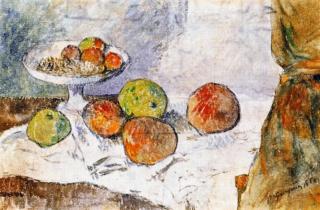 natura morta Au compotier Gauguin 320x210 Art helps to understand 8230