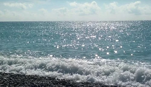 riflessi dal mar ligure Carnevale in campagna e al mare