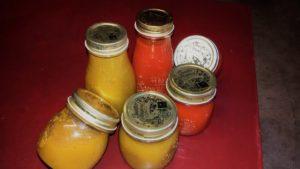rossi e verde 300x169 Evviva la salsa di pomodoro 8230 verde
