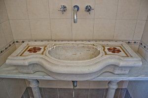 sezione bagno Calendula