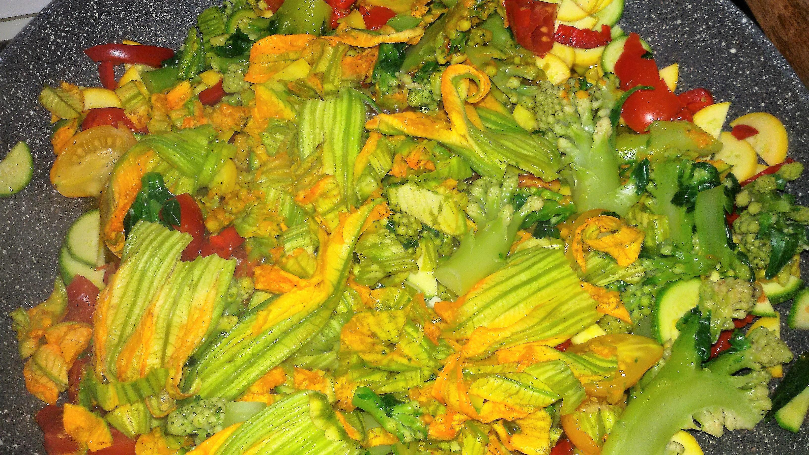verdure Stoccafisso e Verdurine dell 8217 Orto