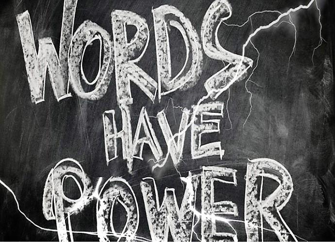 words have power La parole sono importanti 8230 chi lo diceva